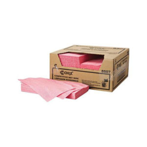 Chic pink wet wipes