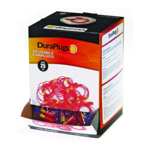 duraplug reusable ear plugs