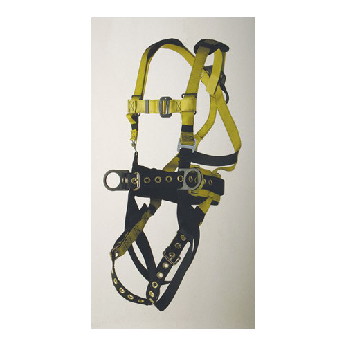 Image of an Ultra Safe full body harness Iron Workers type sold by Gloves Plus Inc.