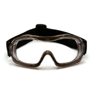 clear anti-fog lens safety glasses